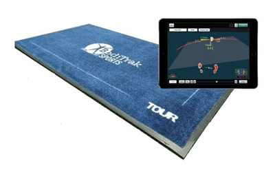 Golf Boditrack Pressure Mat