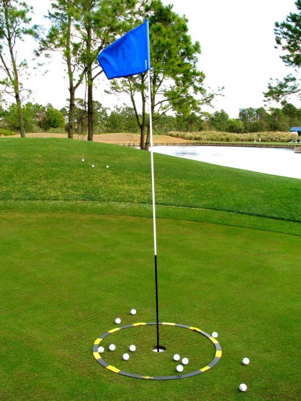 Eyeline Golf Target Circle Training Aid 3ft
