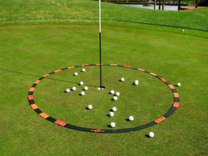 Eyeline Golf Target Circle Training Aid 6ft